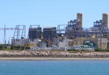 Pelican Point Power Station, South Australia