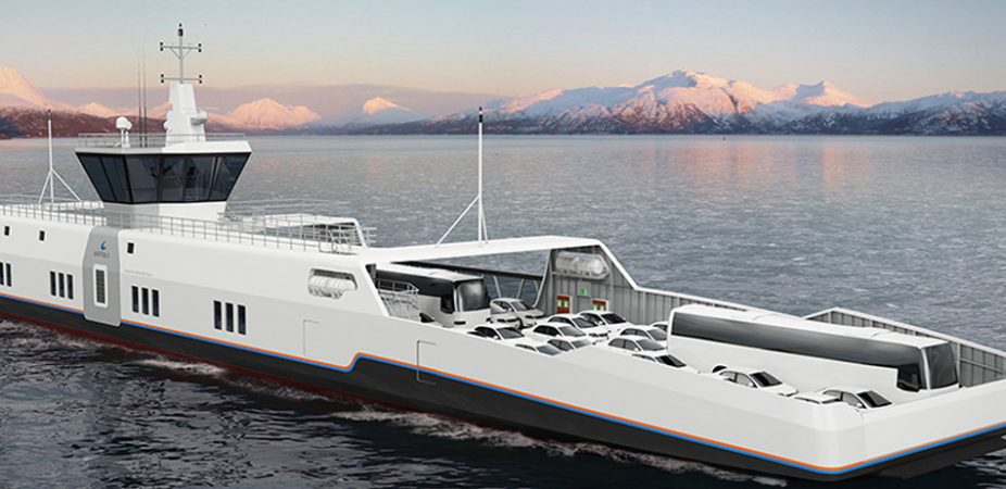 Finland developing inductive power for ships
