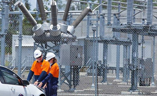powerlinksubstation