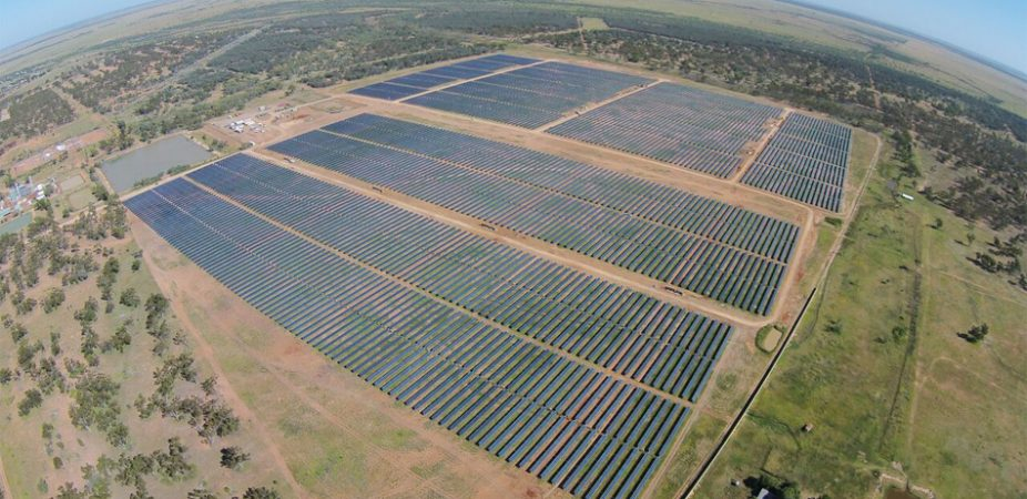 Foresight purchases Barcaldine solar farm