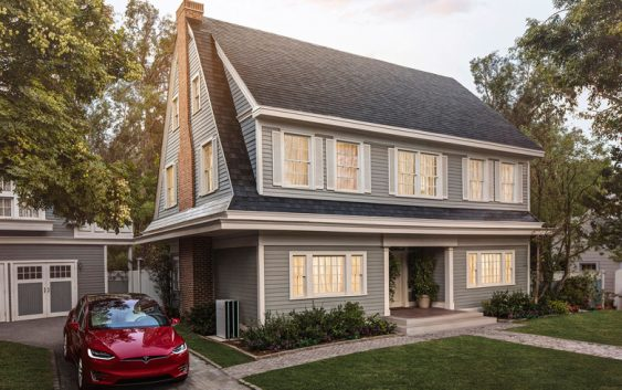 Tesla taking orders for solar roof