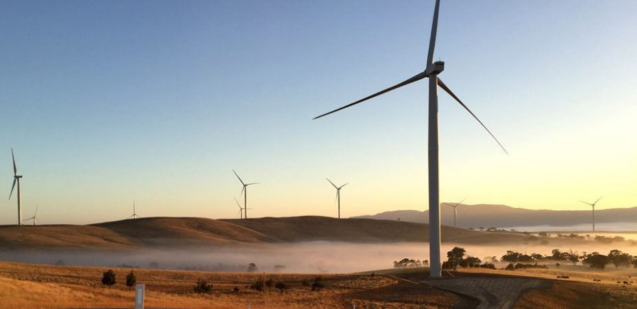 Ararat wind farm switches on to full capacity