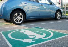 Electric vehicle parking, EVs