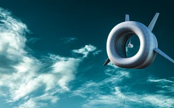 High-altitude wind: an untapped source of energy