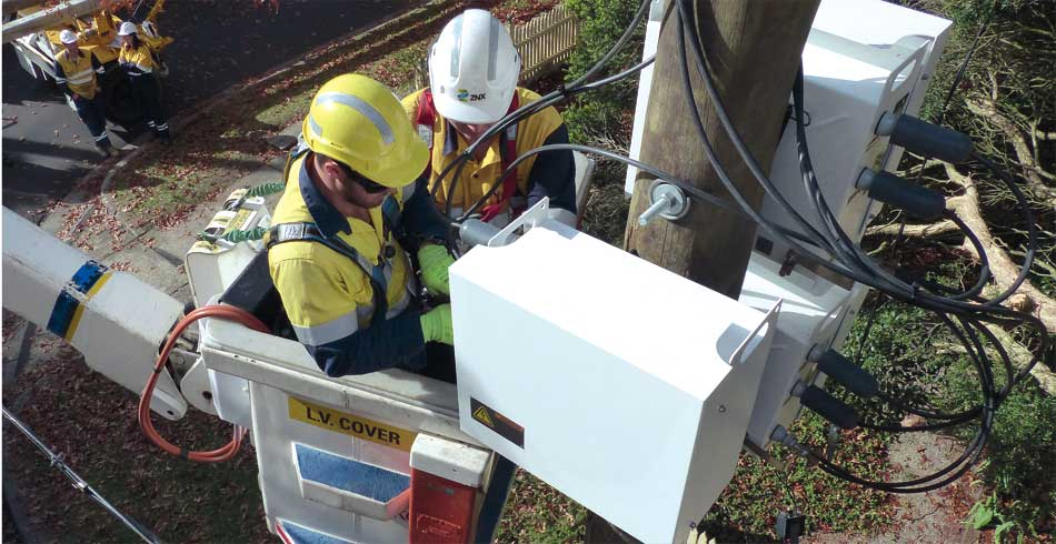 Znx Install Innovative Technology For United Energy Low