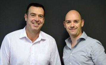 Mojo founders CEO James Myatt and CFO Darren Miller