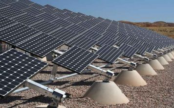 Horizon Power's Marble Bar solar-diesel power station