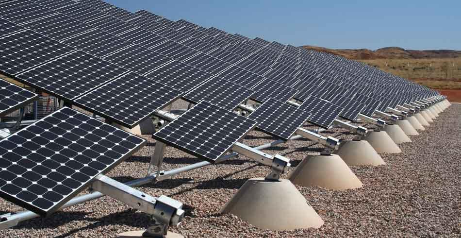 Horizon Power's Marble Bar solar-diesel power station