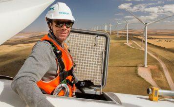Snowtown wind farm, SA
