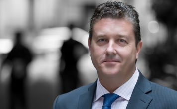 IFS ANZ managing director Rob Stummer