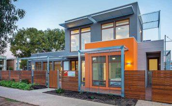 Zero carbon house, South Australia