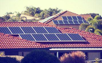 home battery, solar homes