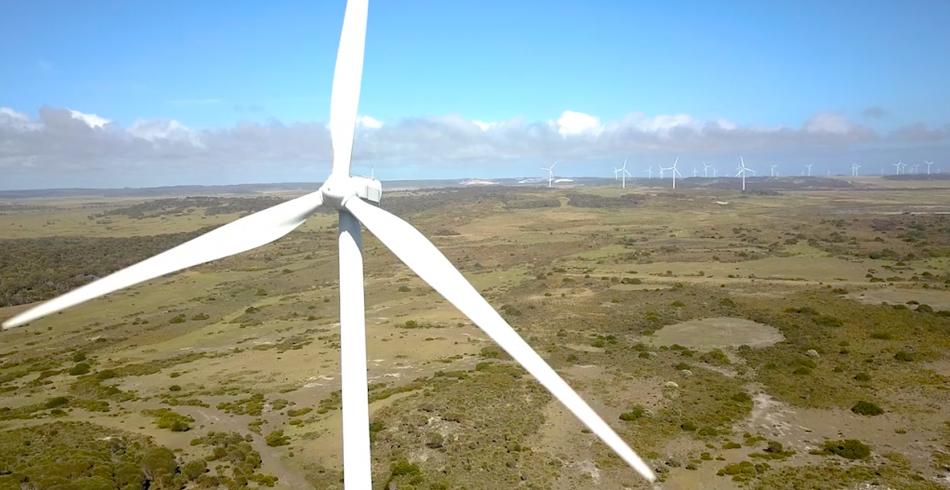 wind turbines market