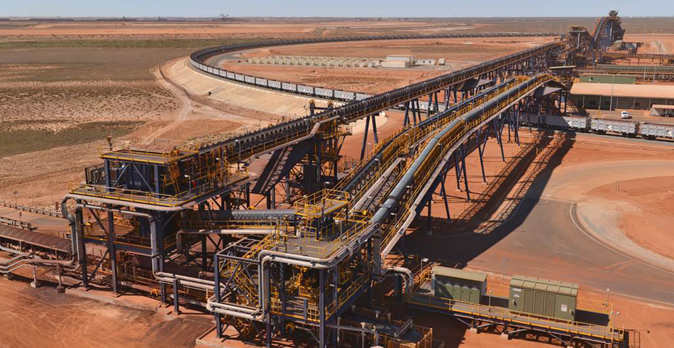 Mining giant connects to Pilbara power network - Energy