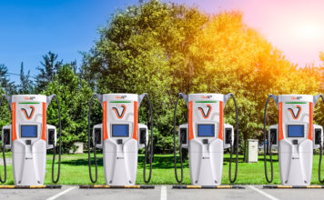 uptake of EVs, Tritium, fast charging