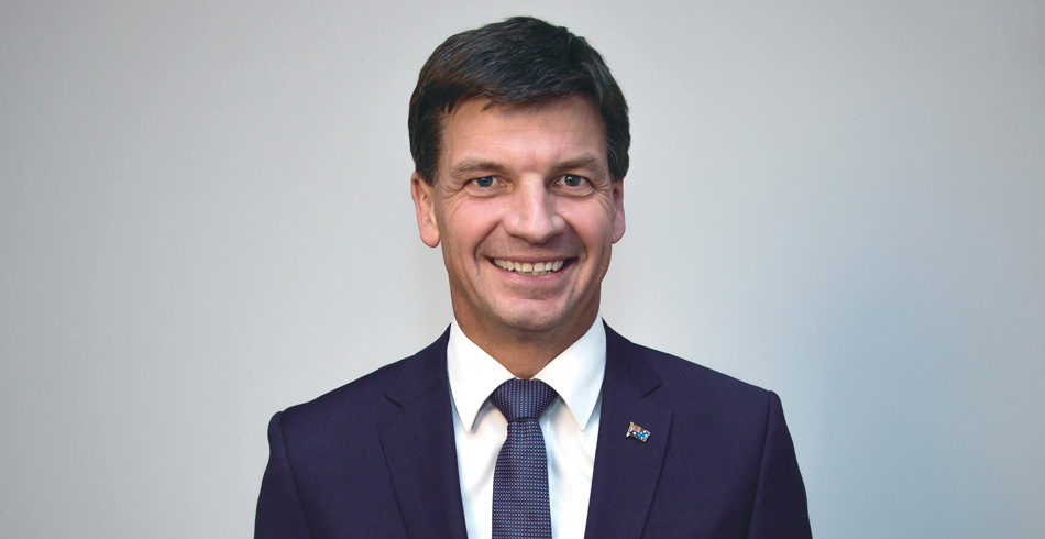 energy efficiency, meter reading, angus taylor, energy advisory