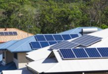 advanced meter, rooftop solar, tenants, SRES, battery, grid, rentals, solar