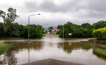 Townsville, flood