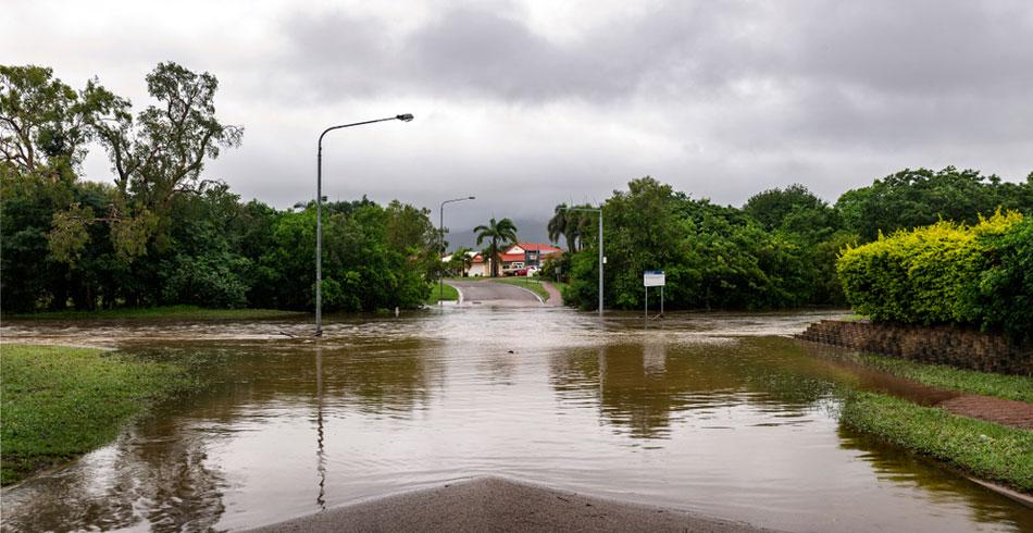 Townsville, flood