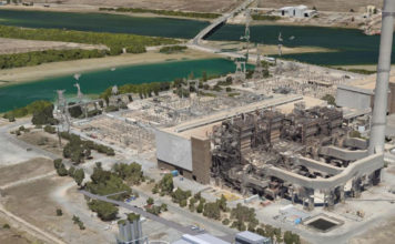 Barker Inlet Power Station
