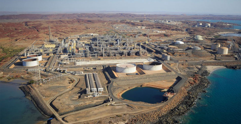 Karratha Gas Plant