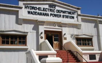 Hydro Tasmania Waddamana