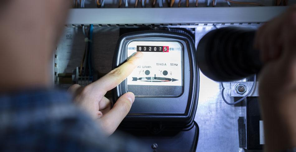 meter read self meter read