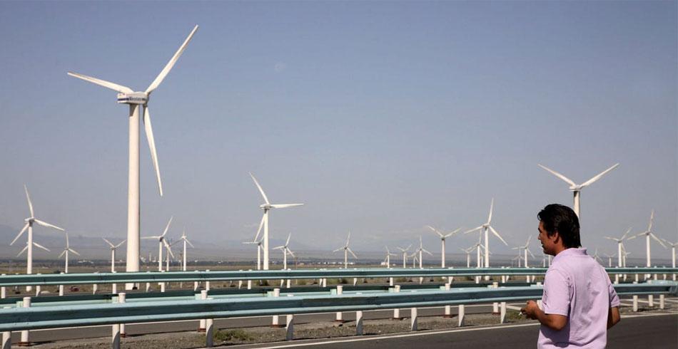 China's green economy