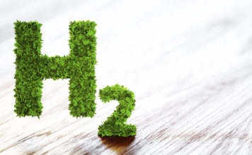 green hydrogen fuel