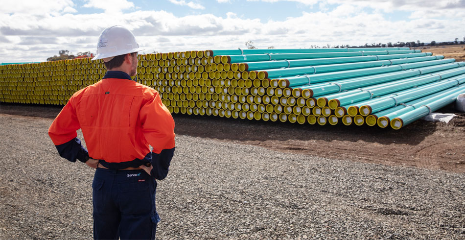 Atlas Gas Pipeline