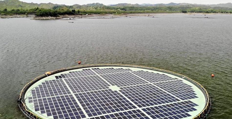 floating solar philippines