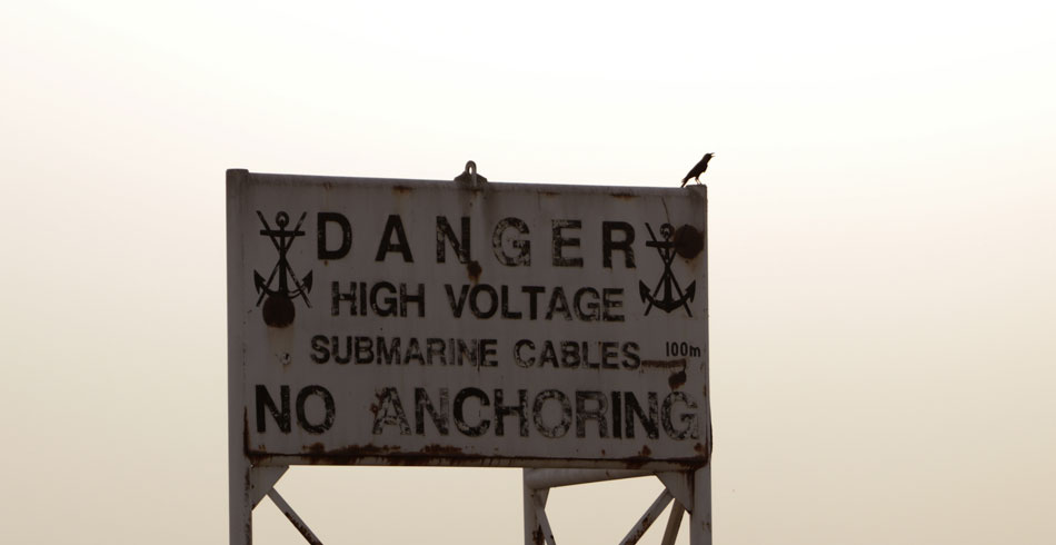 submarine cable